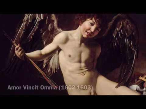Le opere di Caravaggio sulle note di Bach