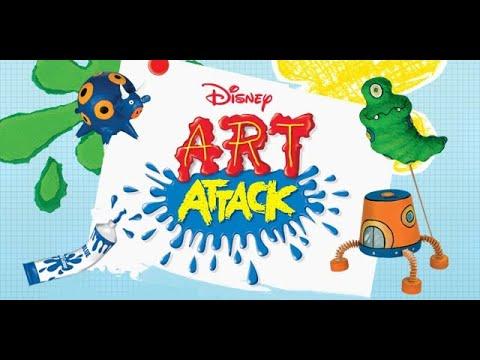 Download Art Attack New Episodes - Disney Junior Italy Promo (2012)
