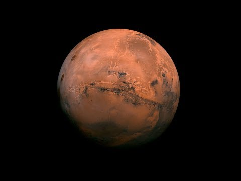 Lake of liquid water detected beneath surface of Mars