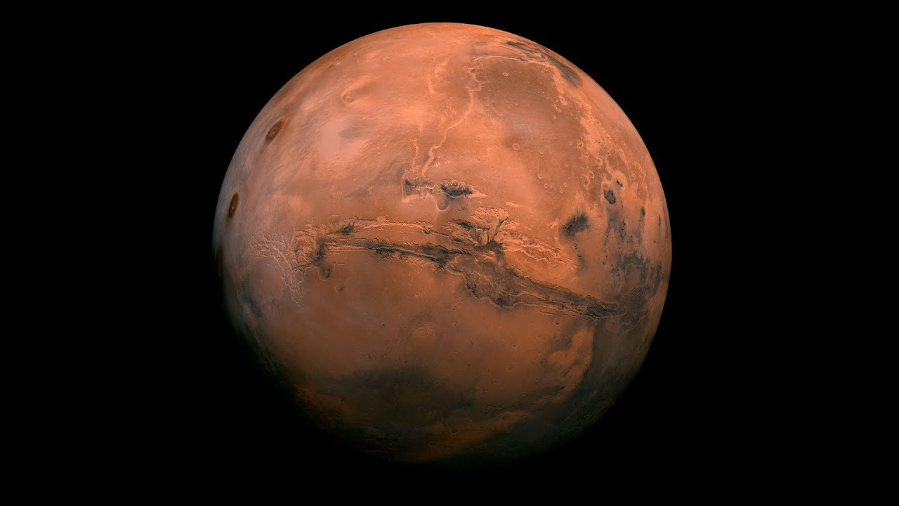Scientists Found Liquid Water On Mars & Here's What That Means