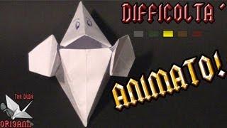 [ORIGAMI ITA] Fantasma Parlante || Origami Per Bambini (E Non Solo!)