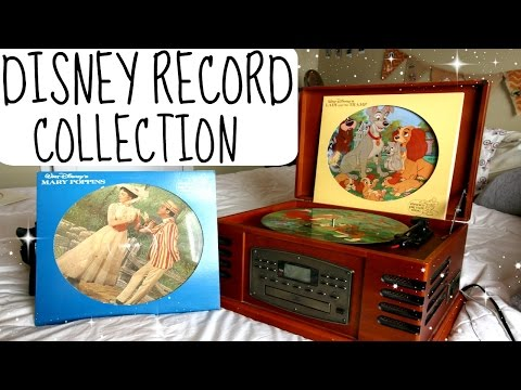 Disney Record Collection