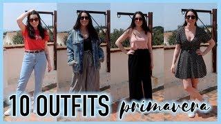 10 Outfits para primavera · 10 SPRING OUTFITS | Christine Hug