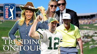Trending on Tour   Chappell's win, Rory's wedding & Aaron Rodgers takes on Shooter McGavin