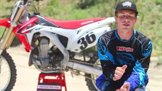 first impression 2013 honda crf450r transworld motocross