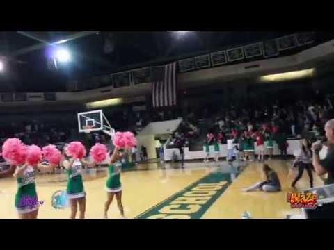 Juice Blazin In the streets: Longview High School Pep Rally