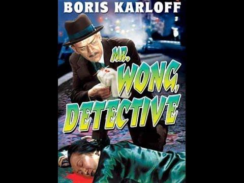 Mr Wong, Detective