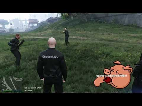 Freddy Price. Boss of the  Security Service .Cleaning up Los Santos with His Security Team! GTA RP