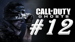 Call of Duty Ghosts 1080p HD Gameplay Walkthrough Episode 12 - End of the Line - Secret Factory