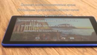 Планшет DEXP Ursus NS110 обзор