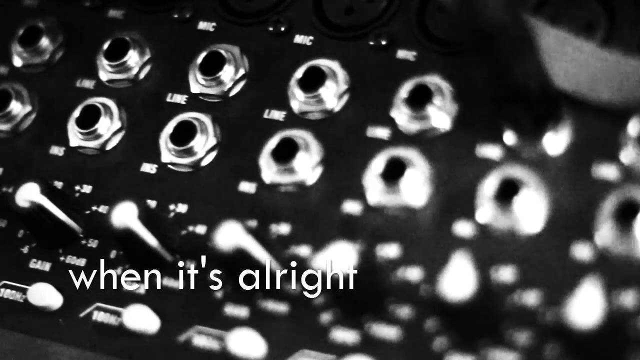 Never Again - Bluff - Lyrics Video
