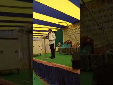 Powerful message by Dr. Rajiv Daniel at Balangir - Part 2 (Oriya)