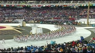 [HD] 1998 Nagano Olympics - Opening Ceremony Part 2/4 - Parade of Nations 長野五輪開会式