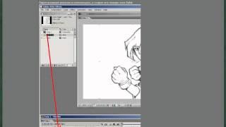 Adobe After Effects (Урок - Рисованная картинка)