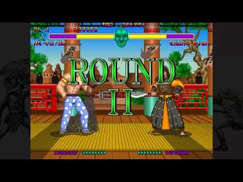 Mighty Warriors (Arcade) Longplay