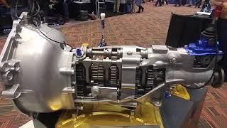 Quaife sequential gearbox at PRI 2016