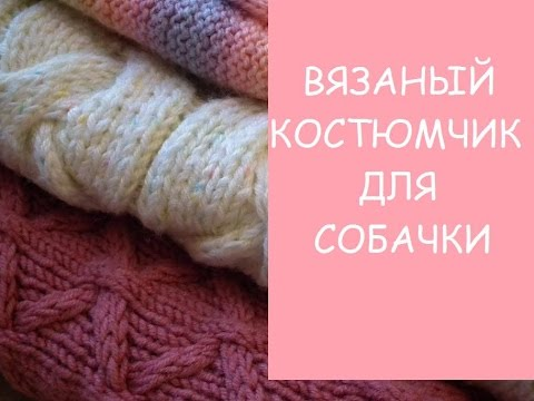 Вязание на собак