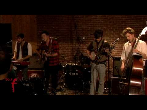 "Mumford And Sons - ""Untitled"" (Live At WFUV)"