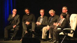 SBIFF 2016 - Outstanding Directors - Group Discussion