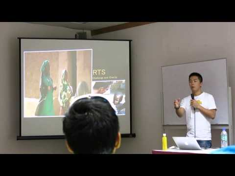 "Kevin Lin  - ""Expedition in the World"" Talk"