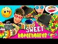 ¡DECORAMOS HOVERBOARDS con DULCES! ?? ??Personalizados con SKITTLES, Jelly BEANS y Marshmallows! ??