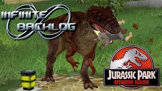 Jurassic Park: Operation Genesis Review