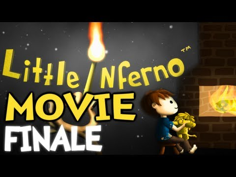 """Little Inferno - MOVIE - Finale """" ALL COMBOS!!! """""""