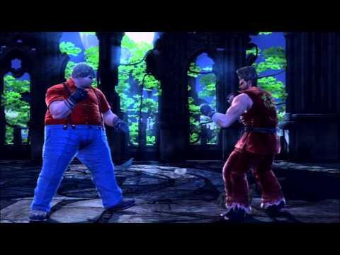 Tekken Tag Tournament 2; Bob Richards, All Holds & Tag Throws