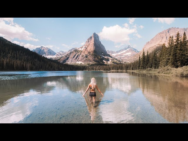 Tent Camping in Grizzly Country | Glacier National Park