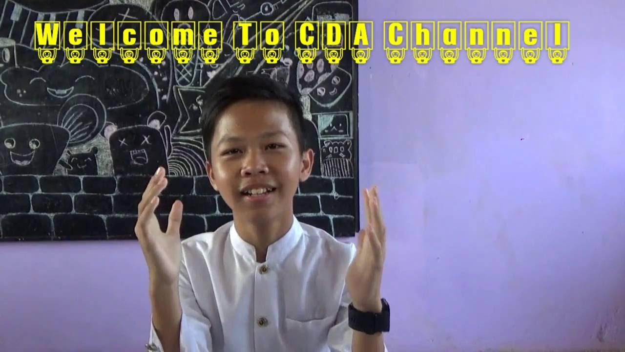 Selamat Datang Di CDA Channel
