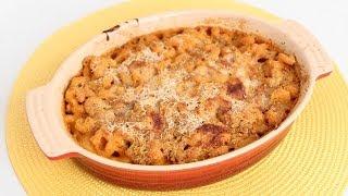 Chorizo & Pepper Jack Mac & Cheese Recipe - Laura Vitale - Laura In The Kitchen Episode 745