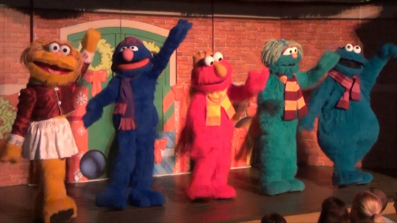Elmo S Christmas Wish Sesame Street Full Show At Busch