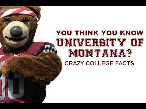 University of Montana: Facts
