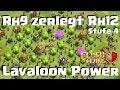 [512] Rh9 zerlegt Rh12 Stufe 4? LavaLoon Power!!! Schweinerei | Clash of Clans Deutsch COC