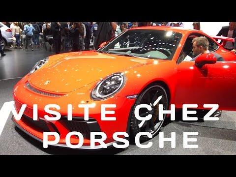Genève 2017 : Panamera Sport Turismo, 991.2 GT3 et autres !