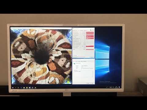 Dell R730 Nvidia Grid K2 GPU Passthrough TEST