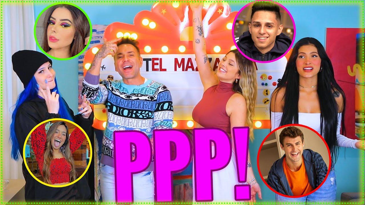 PPP TRIPLO COM BELLE KAFFER, NINA CASTANHEIRA E GLE MARQUEZ!!! | #MatheusMazzafera