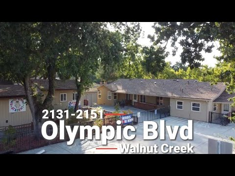 JUST LISTED: 2131 Olympic Blvd, Walnut, CA 94595