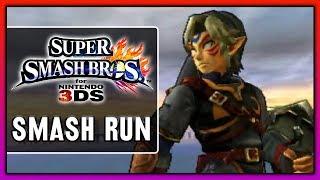 Super Smash Bros. for Nintendo 3DS - Smash Run | Link