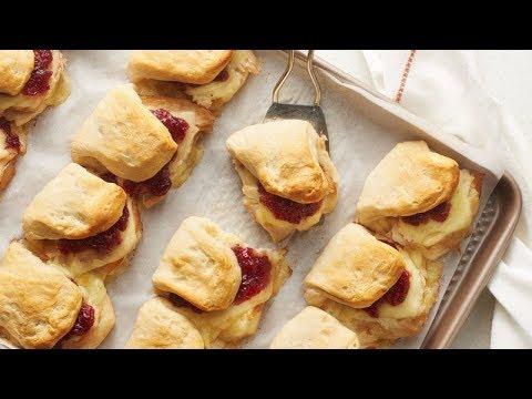 Turkey And Swiss Biscuit Sliders | Betty Crocker Recipe