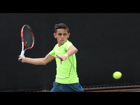 SEBASTIAN HERNANDEZ TENNIS PLAYER COLOMBIA