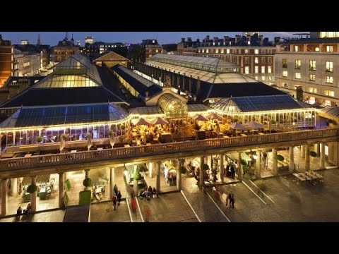 Covent Garden Market London History, Facts and Figures