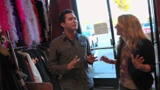 Mr. Kate: Styling Justin Willman (aka Justin Kredible)
