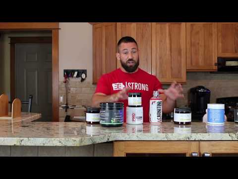 Former UFC Fighter shows Post Workout Supplementation 101| The Best Post Workout Supplements