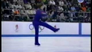 Michael Slipchuk LP 1992 Albertville Winter Olympic Games