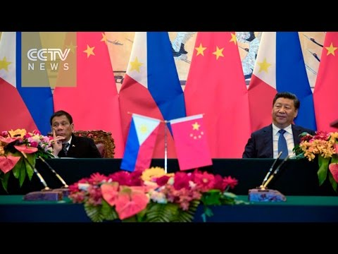 China, Philippines reach consensus on South China Sea dispute
