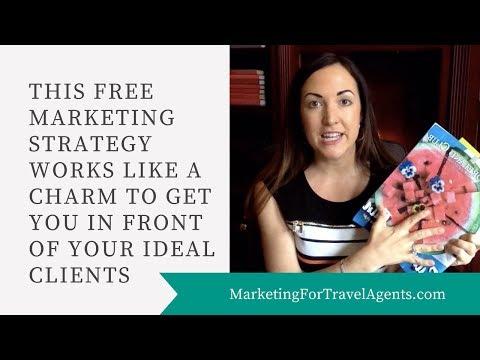 No Cost Travel Agency Marketing Ideas