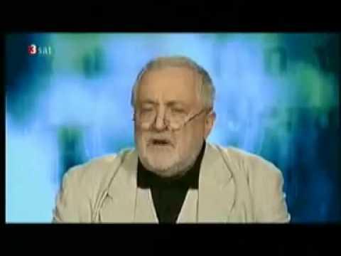 EKELHAFT   Widerlicher Eklat Interview Henryk M Broder