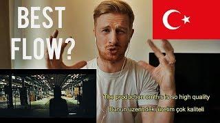 (BEST FLOW?) Velet - Beladayım (Official Video) // TURKISH RAP REACTION