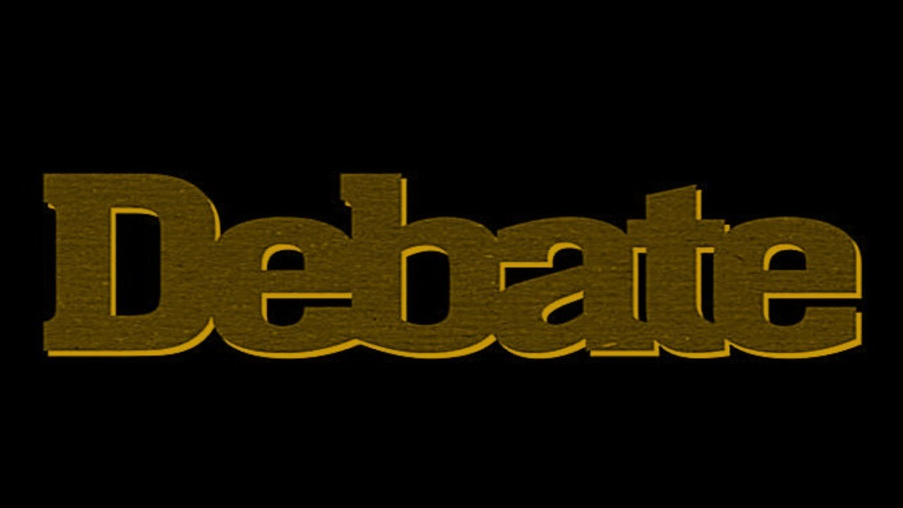 Debating Is Anti Business, Anti Educational and Anti Military
